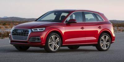 2018 Audi Q5 Tech Premium Plus (Utopia Blue Metallic)
