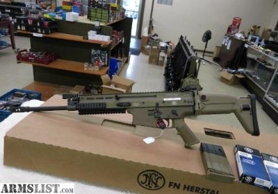For Sale: FN SCAR 17S and 4 Mags NIB