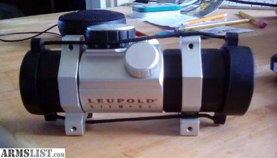 For Sale: Leupold Gilmore red dot sight