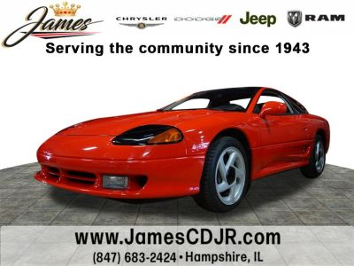 1992 Dodge Stealth R/T Turbo (Scarlet Red)