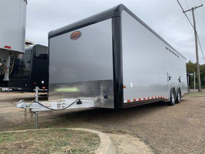 2019 Sundowner 28' All Aluminum Race Car Hauler