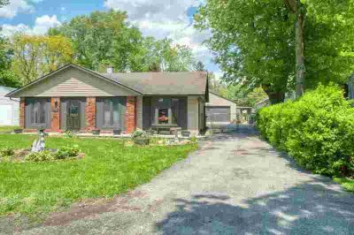 2508 Genessee Avenue Fort Wayne Three BR, Contingent / Accepting