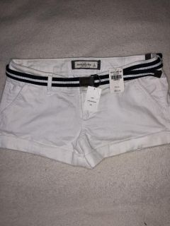 Abercrombie and Fitch shorts size 2