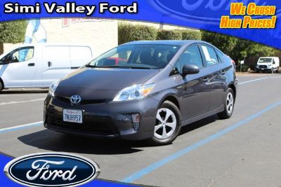 2015 Toyota Prius II (Winter Gray Metallic)