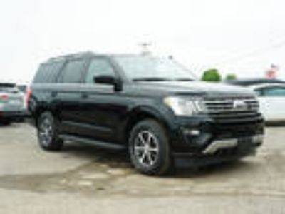2018 Ford Expedition Black, new