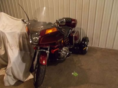1982 Honda 1982 GOLDWING GL1100 TRIKE KIT Cruiser Motorcycles Zulu, IN