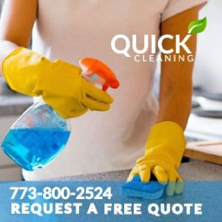 Local Cleaning Company 773-800-2524