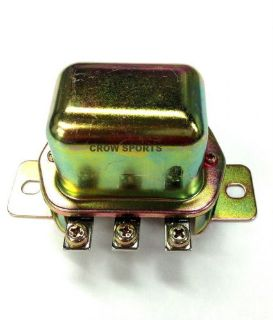 Find CLUB CAR GOLF CART VOLTAGE REGULATOR 12 VOLT GAS ENGINE 84-91 DS motorcycle in Oxford, Massachusetts, United States, for US $29.99