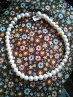 Pearl necklace 12-14 mm