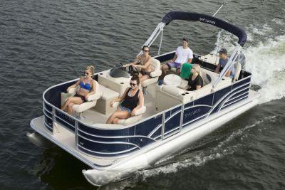 2018 Sylvan Mirage Fish 8520 4-PT Pontoons Boats Lagrange, GA