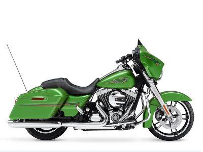 2015 Harley-Davidson Street Glide Touring Janesville, WI