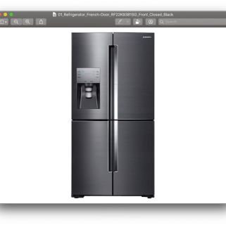 Samsung 4 flex Refrigerator