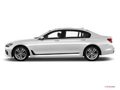 2018 BMW 7-Series 740I XDRIVE (Alpine White)