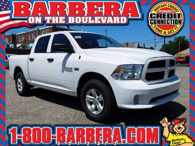 2018 RAM RSX Tradesman (Bright White Clearcoat)
