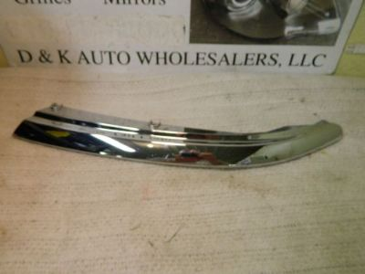 Find FORD EDGE 2011-2014 LEFT/DRIVER SIDE OEM TOP CHROME TRIM PIECE motorcycle in Rockford, Michigan, United States, for US $29.55