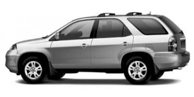 2006 Acura MDX Touring (Black)