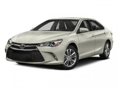 2016 Toyota Camry L (Blue)