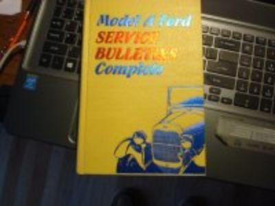 Model A books