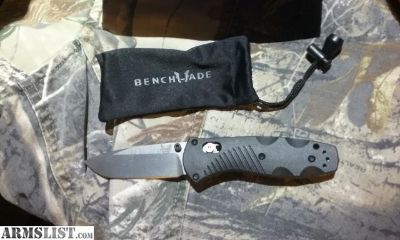 For Sale/Trade: Bench Made 585 Mini Barrage