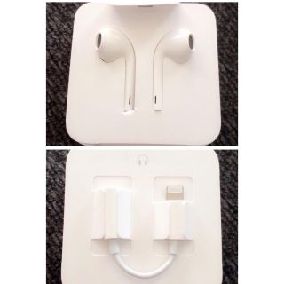NEW ! Apple EarPods w/ Lightning Cable