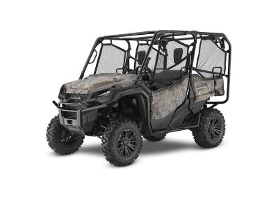 2018 Honda Pioneer 1000-5 Deluxe Side x Side Utility Vehicles Arlington, TX