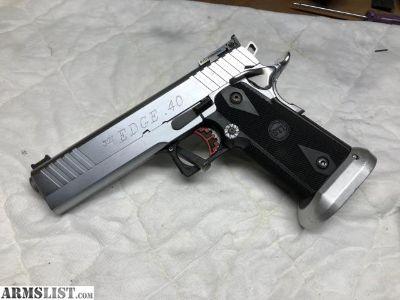 For Sale: STI Edge .40 caliber 2011