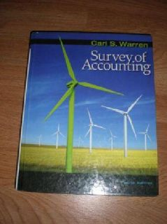 $10 Accounting books and more