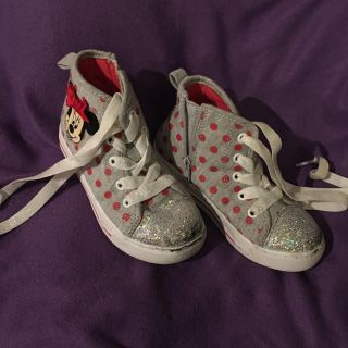 10 Minnie Mouse hightops
