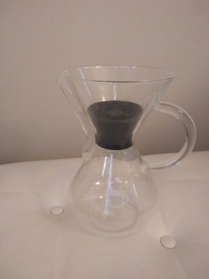 Glass Coffee pour over