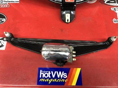 Restored 12v 2 spd wiper assembly 65-67 Beetle