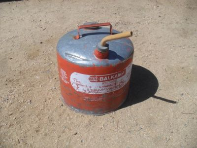 ^^^ Vintage Gas Can ^^^