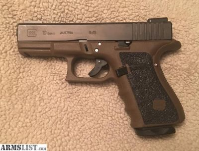 For Sale/Trade: Gen4 Glock 19