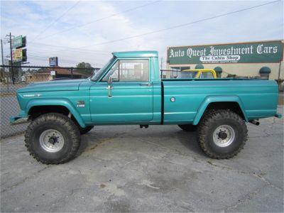 1966 Custom Truck