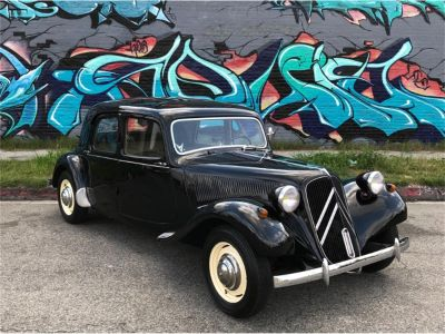 1955 Citroen Traction Avant