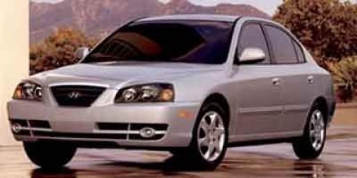 2004 Hyundai Elantra GLS (Red)
