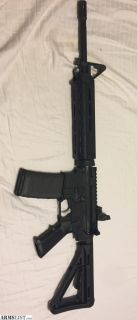 For Sale: AR with magpul