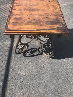 Nice solid wooden table