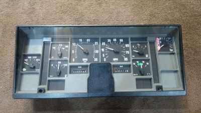 Find REPAIR SERVICE 1991 to 2001 International Truck Semi Gauge Cluster Speedometer motorcycle in Racine, Wisconsin, United States, for US $79.99