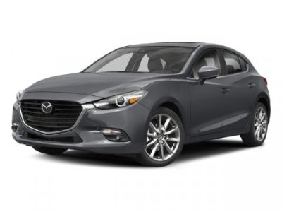 2018 Mazda MAZDA3 5-Door Grand Touring (Machine Gray Metallic)
