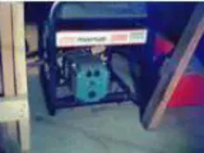 Coleman Watt Powermate Generator