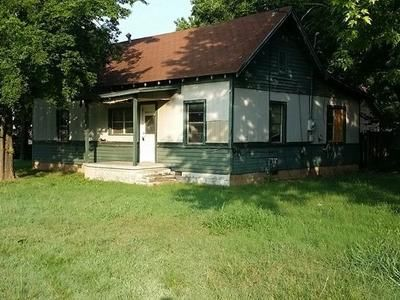 2 Bed 1 Bath Foreclosure Property in Pauls Valley, OK 73075 - S Earl St