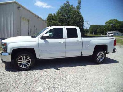 Used 2016 Chevrolet Silverado 1500 Double Cab for sale