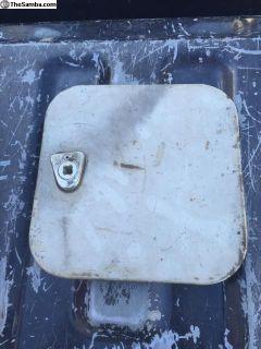 Original Bus gas door