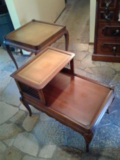 PRICE REDUCED 2 Piece Antique Table Set