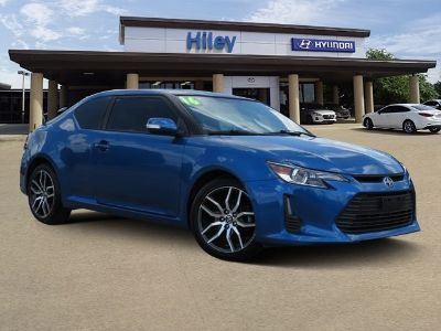 2016 Scion tC Base (Blue)