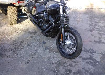 2018 Harley-Davidson FXBB