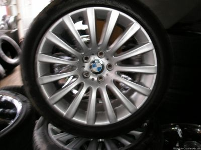 4 19 inch bmw WHEELS AND TIRES atlanta (with shipping availab