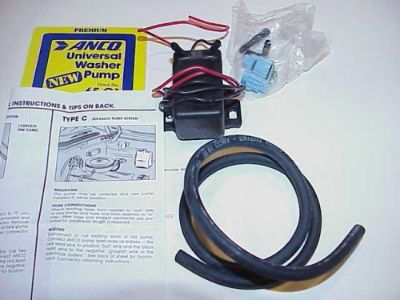 Purchase 1961 62 63 64 65 66 67 68 69 70 MoPar Windshield Washer PUMP Fury 300 Dart Truck motorcycle in Fairmount, Georgia, United States, for US $49.95