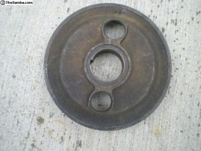 Porsche 356 Crankshaft Pulley