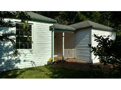 2 Bed 1 Bath Foreclosure Property in Jackson, TN 38301 - Hollywood Dr